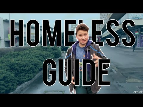 HOMELESS GUIDE EP. 1 (Honest Guide Parody)