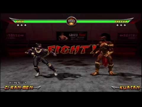 Mortal Kombat Armageddon Walkthrough - (PlayStation 2