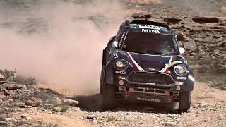 Yazeed Alrajhi & Timo Gottschalk in Rally Kazakhstan 2018   Part 1