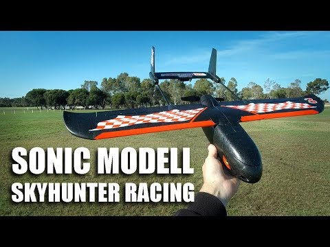 sonic-modell-skyhunter-racing