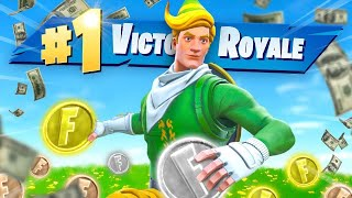 MONEY WARS in FORTNITE BATTLE ROYALE