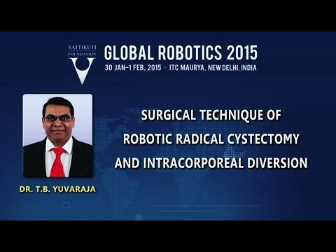 Surgical technique of Robotic Radical Cystectomy and Intracorporeal Diversion