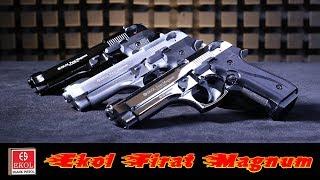 ปืนแบลงค์กัน Ekol Firat Magnum