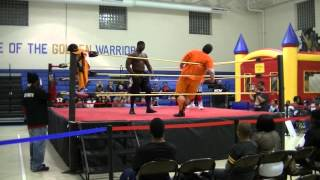 preview picture of video 'MC-123 vs Phil Brown-HCW 01/04/13'