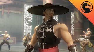 Mortal Kombat Shaolin Monks   Intro