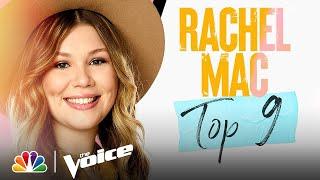 Rachel Mac Human