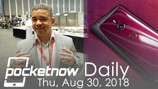 Sony Xperia XZ3 IFA launch, 2018 iPhones with new OLED technology & more - Pocketnow Daily