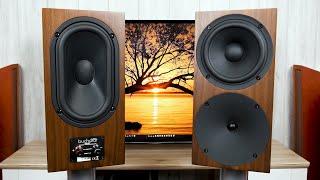 Buchardt S400   kleiner Lautsprecher mit riesigem Klang!!!