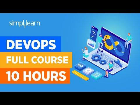 DevOps Full Course   Learn DevOps In 10 Hours   DevOps Tutorial ...