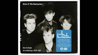 Never Stop (Discotheque Mix) by Echo & The Bunnymen