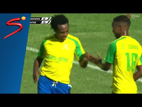 Mamelodi Sundowns 6-0 Orlando Pirates (crowd trouble affects feed)