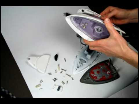 Replacing Flex On A Steam Iron