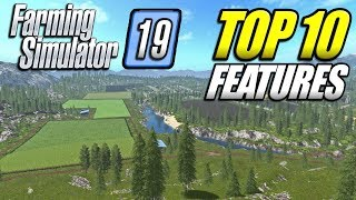 Farming Simulator 2019 - Top 10 Feature Requests