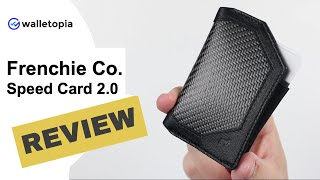 The Frenchie Co Speed Card Holder 2.0 Is Innovation Worth Exploring!