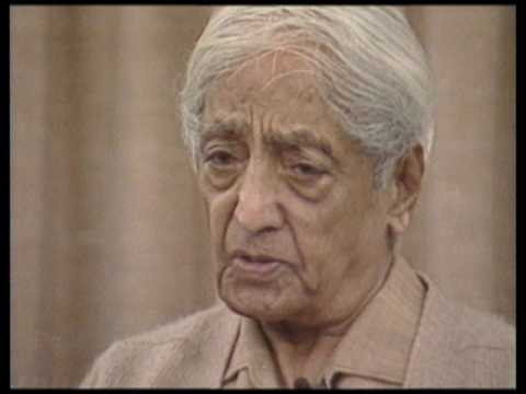 Could you tell us more about this vast intelligence? | J. Krishnamurti
