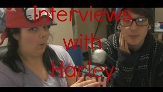Interviews with Harley | The HIPSTER | Too Cool For Names