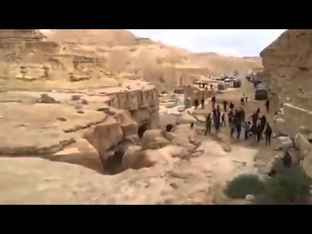სასწაული ისრაელის უდაბნოში – მოვლენა, რომელიც ბიბლიის ძველ აღთქმაშია აღწერილი