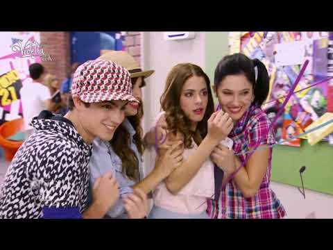Violetta Whoise Game | What team are you on? Tomletta or Leonetta?