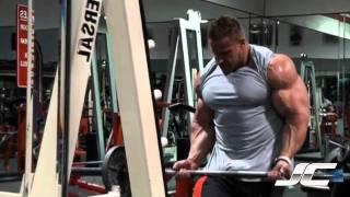 Jay Cutler Arms   Biceps