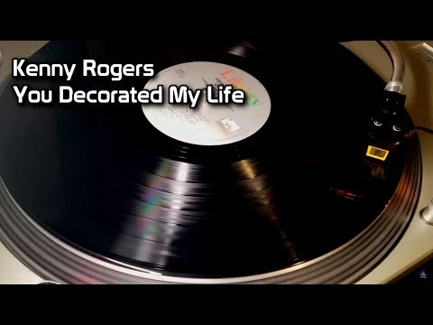 Kenny Rogers - You Decorated My Life (1979)