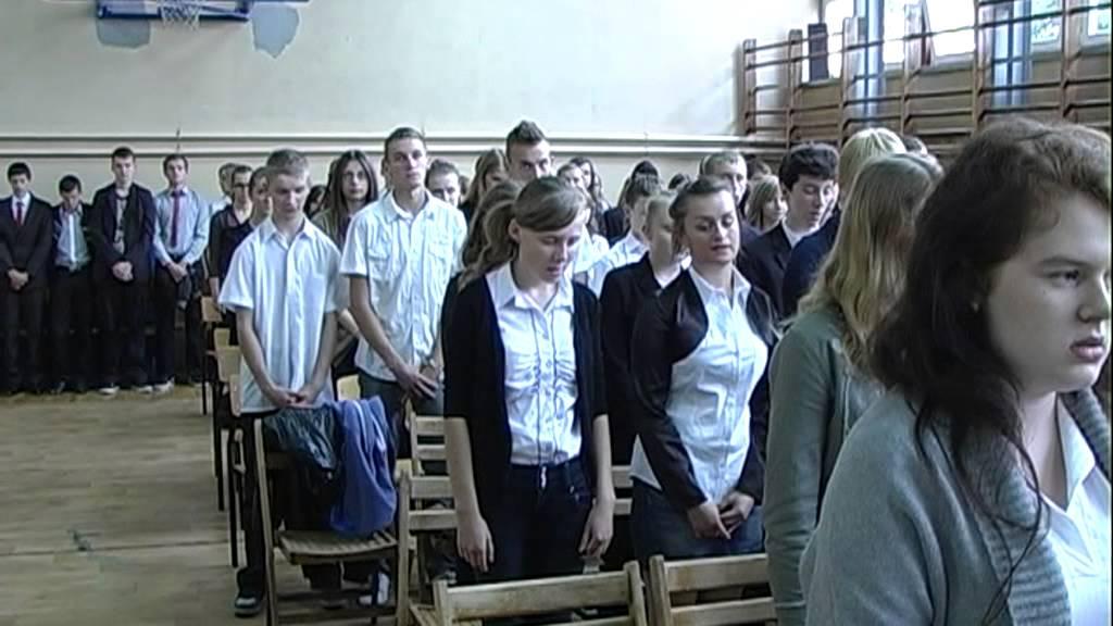Relacja z 57. rocznicy utworzenia LO w Błaszkach