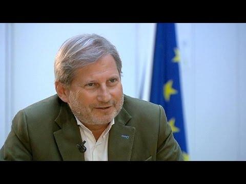 Γ. Χαν, επίτροπος Διεύρυνσης: «Μόνο μια ενιαία ευρωπαϊκή απάντηση είναι η σωστή»