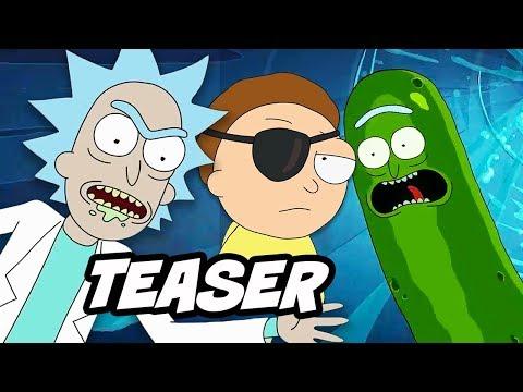 Rick and Morty Season 3 Finale Ending and Season 4 Teaser Breakdown