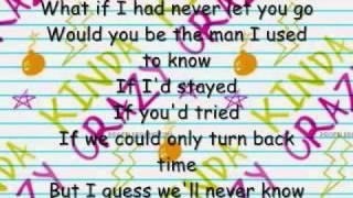 Gambar cover What If-Kate Winslet(Lyrics)