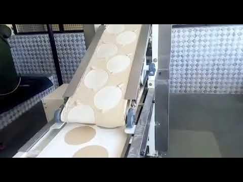 Automatic Chappathi making machine