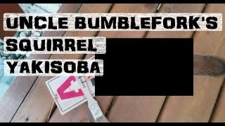 Red Squirrel Yakisoba | Bumblefork Grill