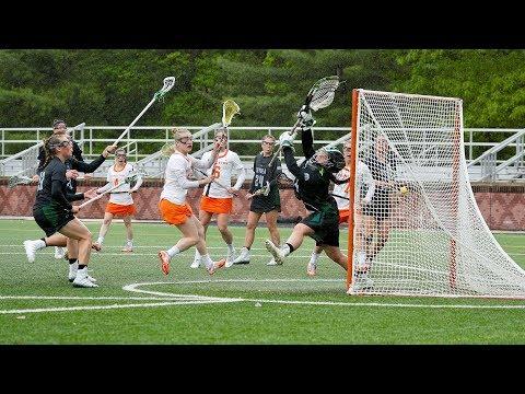 Highlights: Women's Lacrosse vs. Loyola (NCAA 2nd Round)
