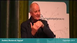 Toppmøte 2014 – Anders Skuterud