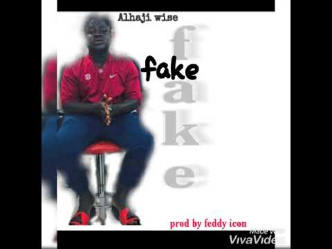 Alhaji wise fake official lyrics video