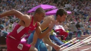 Decathlon 100m Full Event - London 2012 Olympics