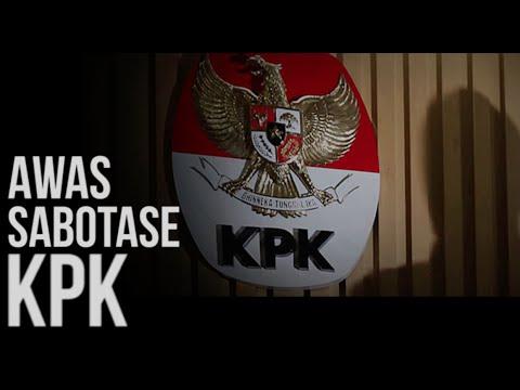 Awas Sabotase KPK