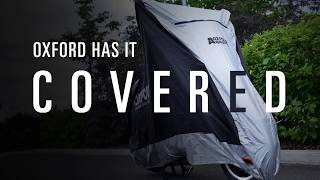 A bike cover for everyone: Oxford Aquatex