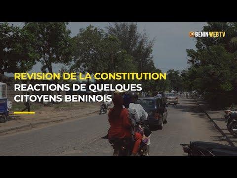 Bénin - Vox populi : réactions de quelques citoyens après la révision de la constitution