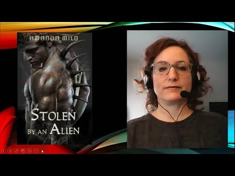 BOOK REVIEW Stolen By An Alien by Amanda Milo in Science Fiction Alien Contact