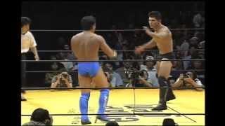 1996.9.7 PANCRASE 『Frank Shamrock vs Yuki Kondo』