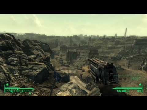 YouTube video: Fallout 3 Exiting the Vault 101