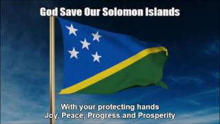 God Save Our Solomon Islands (National Anthem in Nightcore Style With Lyrics)