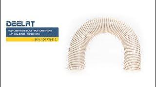 Polyurethane Duct - Polyurethane – 4.4