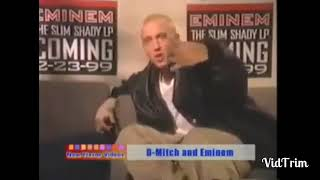 Compilation of best-ever freestyles by Eminem