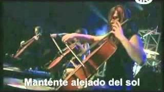 Apocalyptica  - Faraway (subtitulado en español)