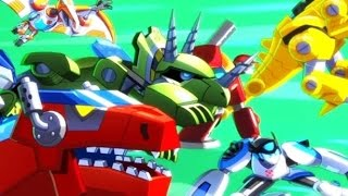 TRANSFORMERS RESCUE BOTS DISASTER DASH HERO RUN Ending All Transformer Bots Unlocked Gameplay