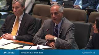 Investment Committee Part 2 on June 18, 2018