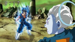 Vegetto Ultra Instinct vs Daishinkan - Dragon Ball Super