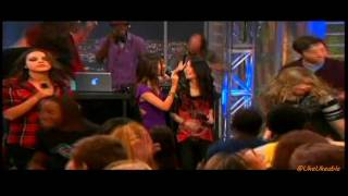 Виктория Джастис, [HD] *NEW* iParty with Victorious - First Official Promo - iCarly/Victorious Crossover!