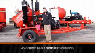 Ditch Witch FX20 Vacuum Excavator Product Tour