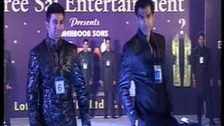 Mr India Worldwide 2012   Top 10 Finalist